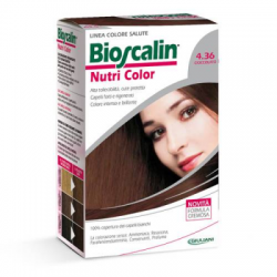 Bioscalin - Bioscalin Nutri Color 4.36 Cioccolato Sincrob 124 Ml - 971011275