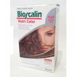 Bioscalin - Bioscalin Nutri Color 4.64 Castano Mogano Rame 124 Ml - 971011251