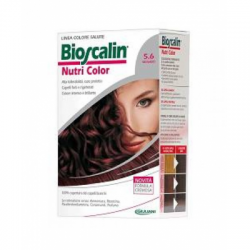Bioscalin - Bioscalin Nutri Color 5.6 Mogano Sincrob 124 Ml - 971011248
