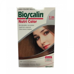 Bioscalin - Bioscalin Nutri Color 7.36 Nocciola Sincrob 124 Ml - 971011287