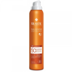 Rilastil - Rilastil Sun System Ppt Spf 50+ Transparent Spray 75 Ml - 938714805