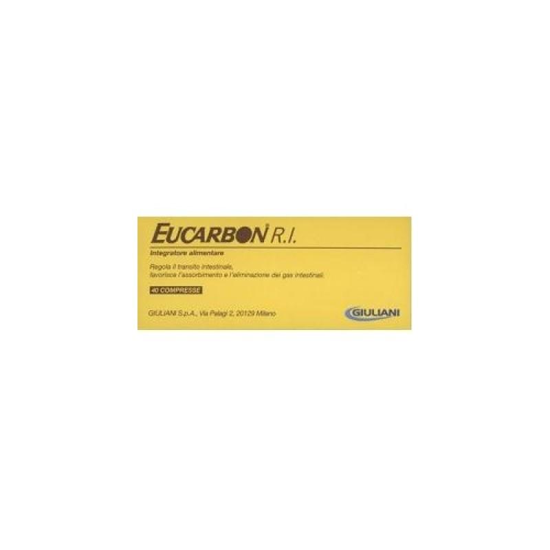 Giuliani - Eucarbon Ri 40 Compresse - 938023241