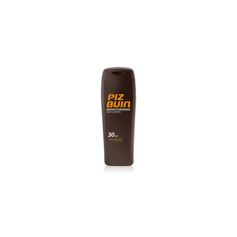 Piz Buin Moisturising Fluida Corpo Spf 30 200 Ml