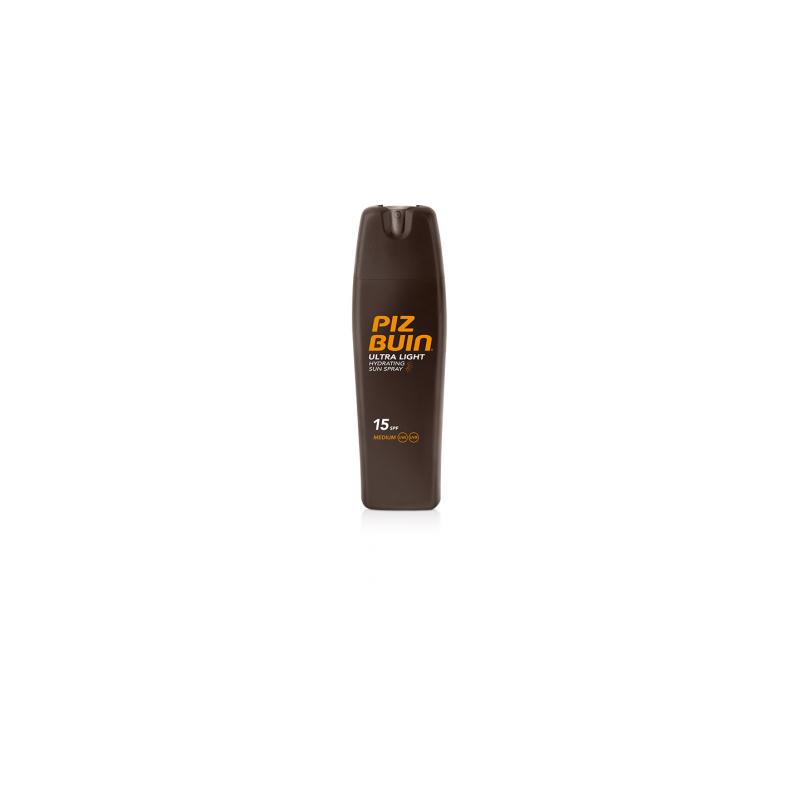 Piz Buin Ultralight Spray Spf 15 200 Ml