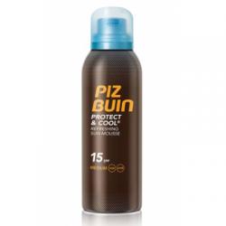 Piz Buin - Piz Buin Protect Cool Sun Mousse Spf 15 - 971665738