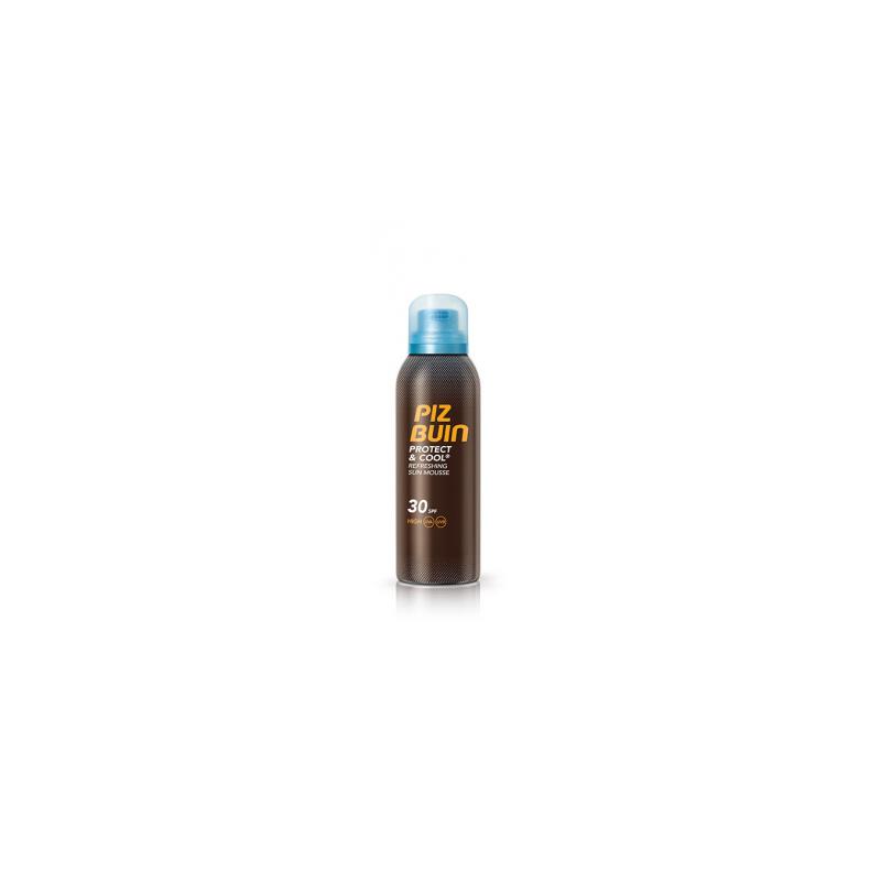 Piz Buin Protect Cool Sun Mousse Spf 30