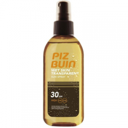 Piz Buin - Piz Buin Wet Skin Trasparent Spray Spf 30 150 Ml - 924784743