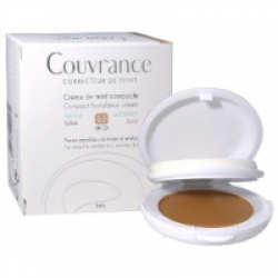 Avene - Eau Thermale Avene Couvrance Crema Compatta Colorata Nf Oil Free Sabbia 9,5 G - 936008743