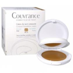 Avene - Eau Thermale Avene Couvrance Crema Compatta Colorata Nf Oil Free Miele 9,5 G - 936008731