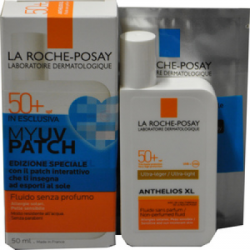 La Roche Posay - Fluido Ultra-light 50+ Senza Profumo + Promo Uv Patch - 971479682