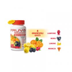 Fruvis - Fruvis Gelly Gommose 60 Gelatine Da 2 g - 935839050