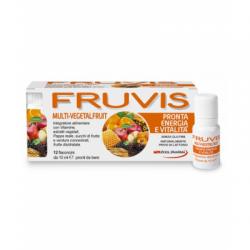 Fruvis - Fruvis Multi-vegetalfruit Pronta Energia E Vitalita' 12 Flaconcini Da 10 ml - 935839074