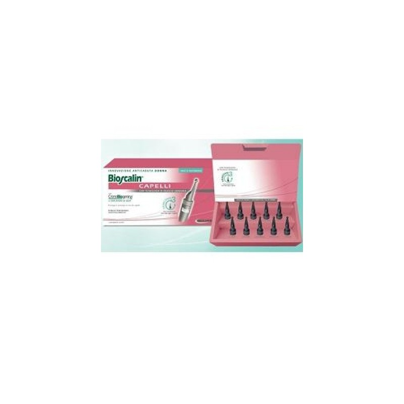 Bioscalin - Bioscalin Con Crono Biogenina D Triactive - 930998075