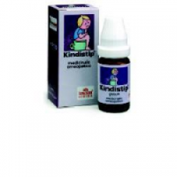Loacker - Kindistip 800 globuli - 801117235