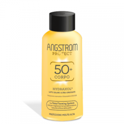 Angstrom - Angstrom Protect Hydraxol Latte Solare Ultra Protezione 50+ 200 Ml - 971486016