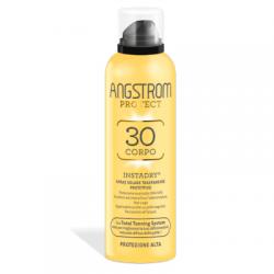 Angstrom - Angstrom Protect Instadry Spray Trasparente Solare Protezione 30 150 Ml - 971486182