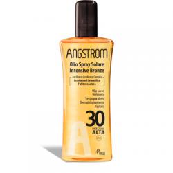 Angstrom - Angstrom Olio Spray Solare Intensive Bronze Spf 30 150 Ml - 971486156