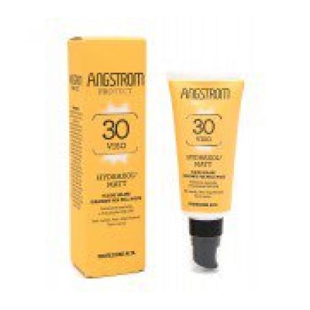 Angstrom Protect Hydraxol Matt Fluido Solare Protezione 30 40 Ml