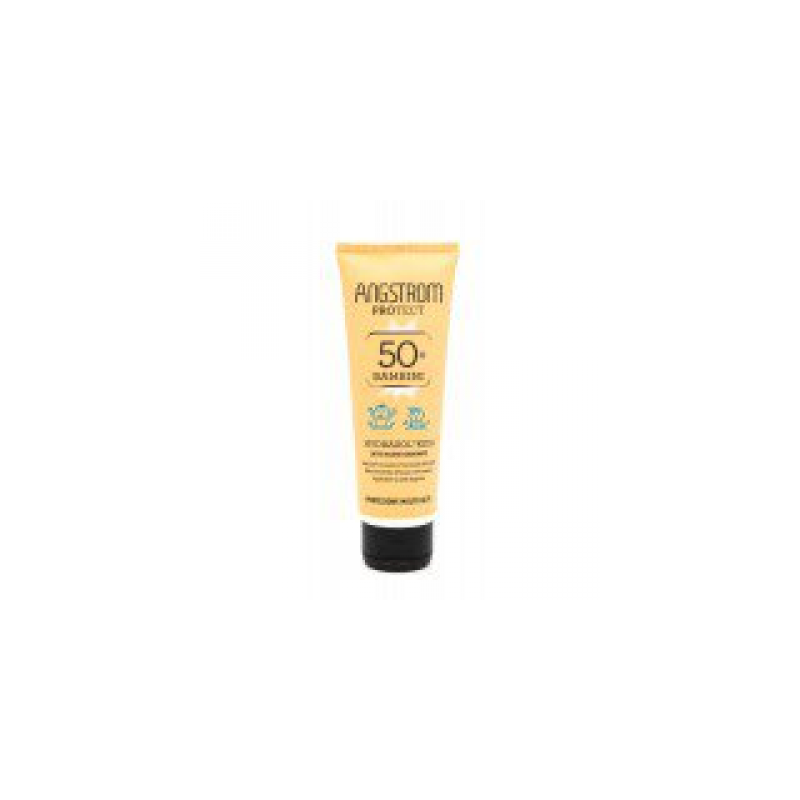 Angstrom - Angstrom Protect Hydraxol Kids Latte Solare Ultra Protezione 50+ 125 Ml - 971486081