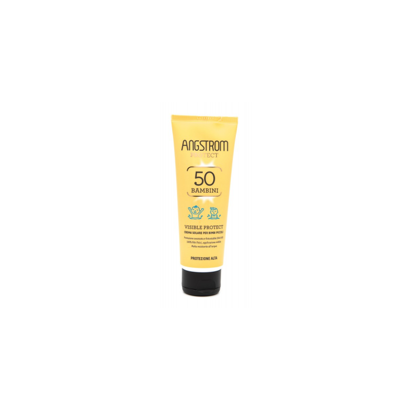 Angstrom - Angstrom Protect Visible Protect Latte Solare Protezione 50 125 Ml - 971486055