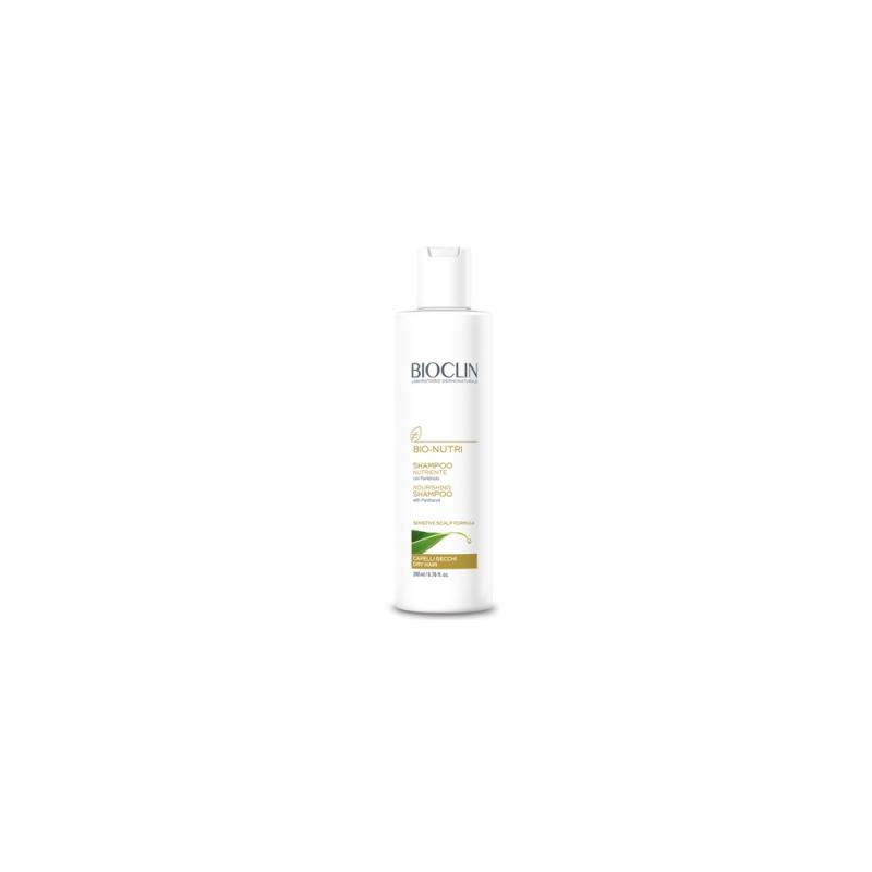 Bioclin Bio Nutri Shampoo Capelli Secchi 400 Ml