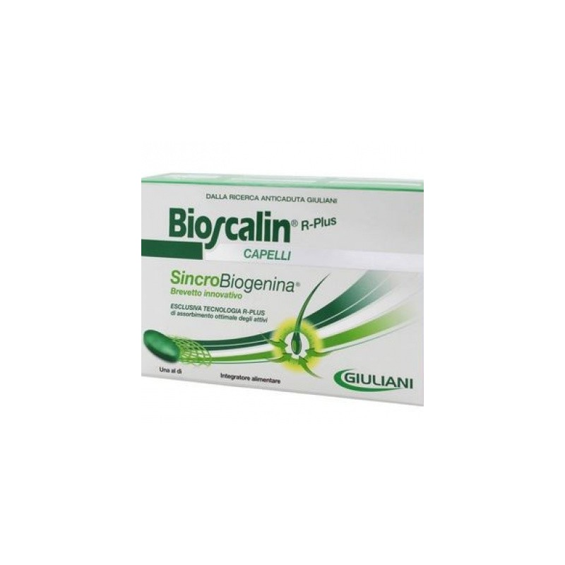 Bioscalin - Bioscalin Sincrobiogenina 30 Compresse - 923785594