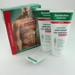 Somatoline Cosmetic - Somatoline Cosmetic Uomo Addominali Top Definition Sport Cool Duetto 200 Ml + 200 Ml - 970983476