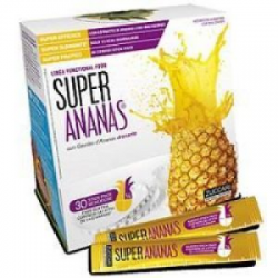 Zuccari Srl - Super Ananas 30 Bustine Stick Pack 10 Ml - 922886510