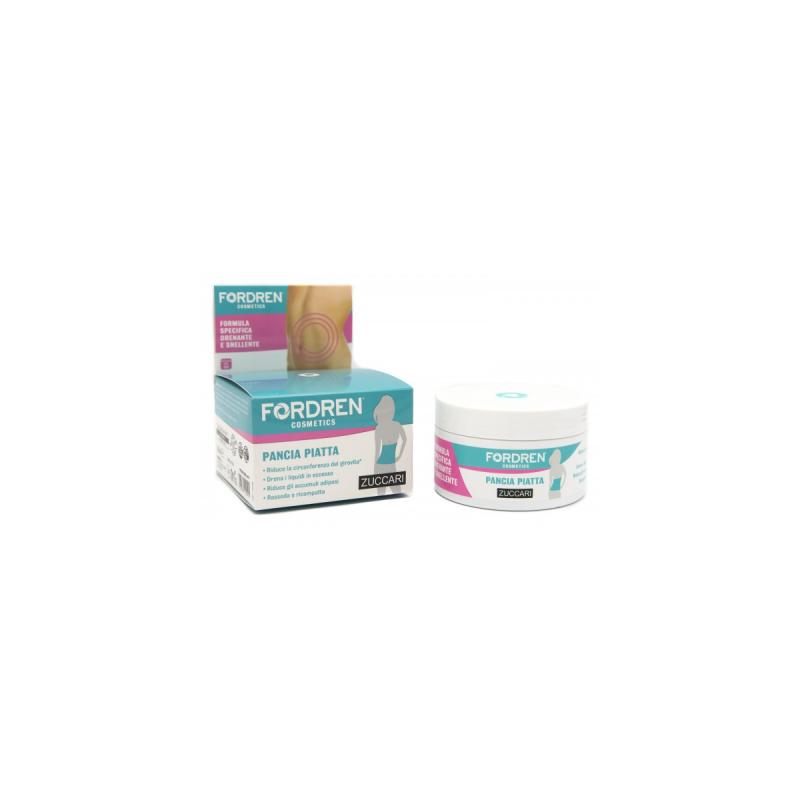Zuccari Fordren Cosmetics Pancia Piatta Crema 180 Ml
