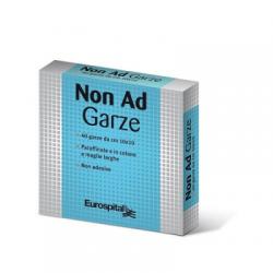 Eurospital Spa - Garza Paraffinata Non Ad 10x10 Cm 40 Pezzi - 908479316