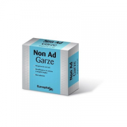 Eurospital Spa - Garza Paraffinata Non Ad 5x5 Cm 40 Pezzi - 908479328