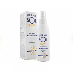 Dermasol - Dermasol Bambini Spray New Technology Spf 50 125 ml - 930494214