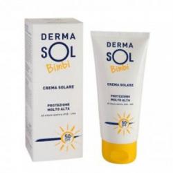Dermasol - Dermasol Bambini Crema Solare Spf 50+ - 931467512