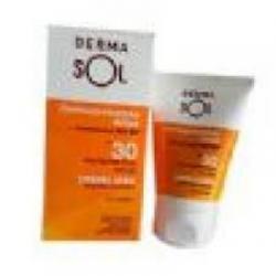 Dermasol - Dermasol Crema Viso Protezione Alta 50 Ml - 934747472