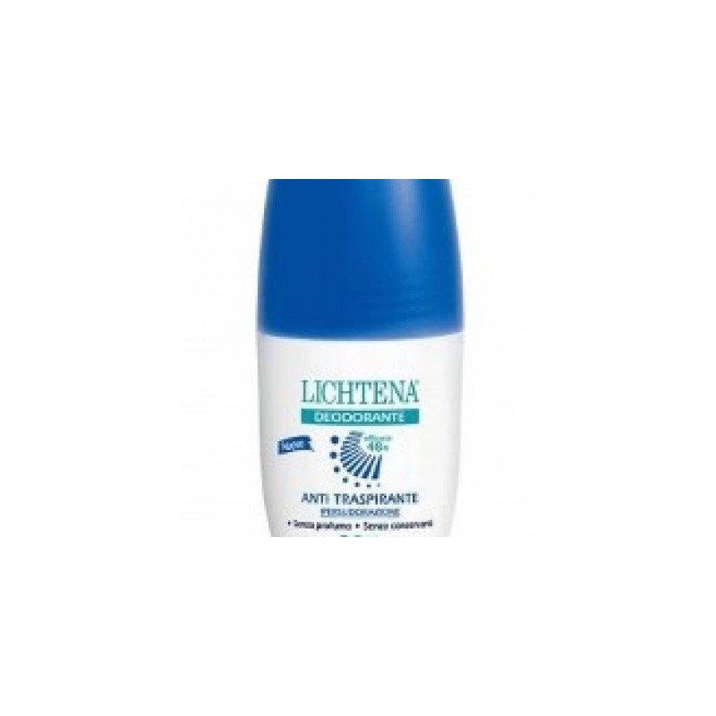 Lichtena Deo Lichtena Deodorante Anti-traspirante Roll-on 45 Ml