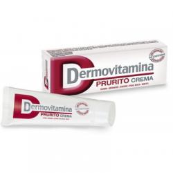 Dermovitamina - Dermovitamina Prurito Crema 30 Ml - 932676950