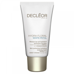 Decleor - Decleor Hydra Floral White Petal Maschera Notte 50 Ml - 972680096