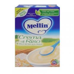 Mellin - Mellin Crema Riso 200 grammi - 971956750