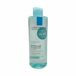 La Roche Posay - Effaclar Acqua Micellare Pelle Grassa 400 Ml - 971671464