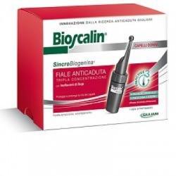 Bioscalin - Bioscalin 10 Fiale Donna Sincrobiogenina Con Triactive - 934296260
