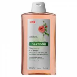 Klorane - Klorane Shampoo Peonia 400 Ml - 972150179