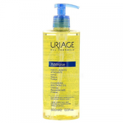 Uriage - Xemose Olio Detergente 依泉舒慕适特润洁肤沐浴油 500 Ml - 972509018