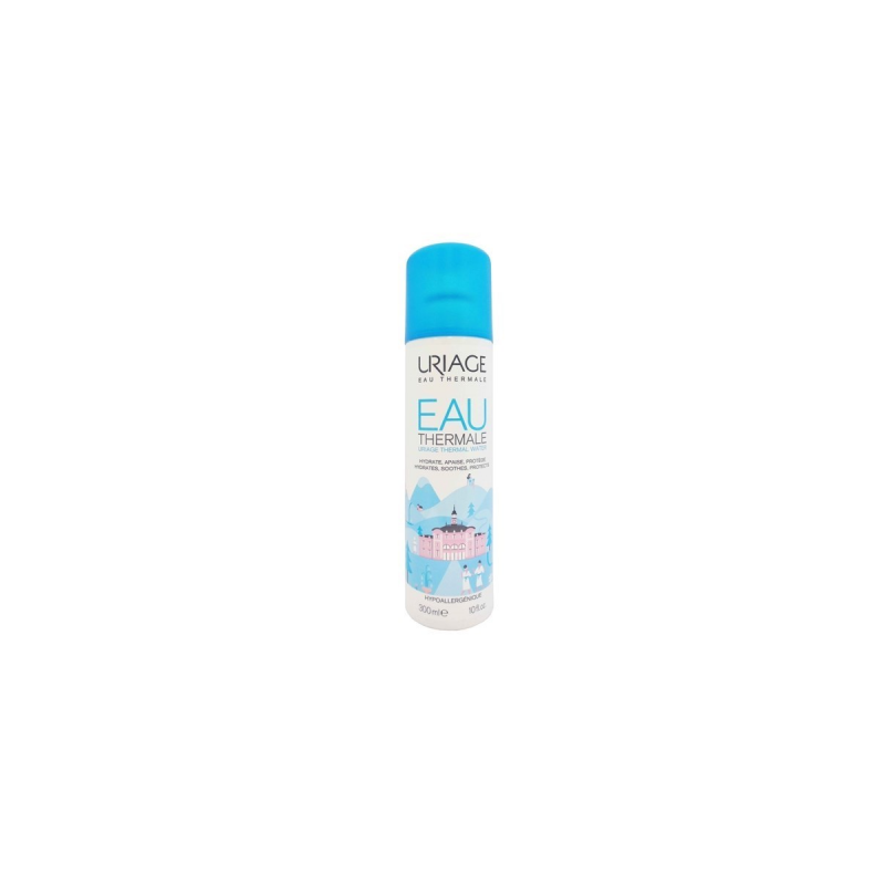 Eau Thermale Uriage Spray 300 Ml Collector 法国URIAGE依泉舒缓保湿补水喷雾活肤柔肤