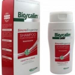 Bioscalin - Bioscalin Sincrobiogenina Shampoo Fortificante Volumizzante - 934132477