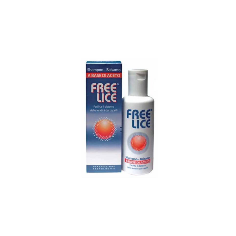 - Freelice Shampoo + Balsamo 120 Ml - 904647346