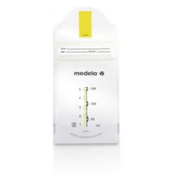 Medela - Pump & Save Sacca Raccolta Latte Materno Astuccio 20 Pezzi - 911951414