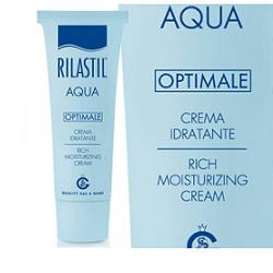Rilastil - Rilastil Aqua crema Optimale nutriente e restitutiva 50 ml - 912274685