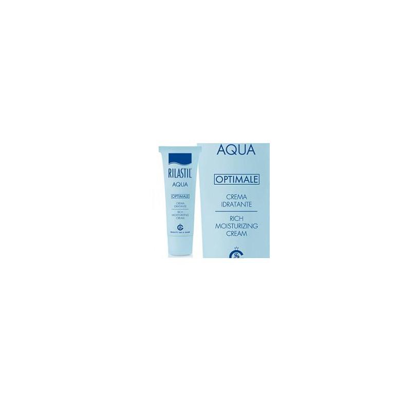 Rilastil - Rilastil Aqua crema Optimale nutriente e restitutiva 50 ml - 912274685