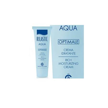 Rilastil Aqua crema Optimale nutriente e restitutiva 50 ml