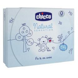 Chicco - Chicco Natural Sensation Cofanetto regalo grande bimbo Shampoo, Bagnoschiuma e Acqua di Colonia 0m+ - 927170314